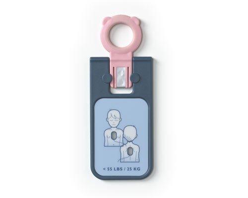 Philips HeartStart FRx AED defibrillator met Philips draagtas met kindsleutel