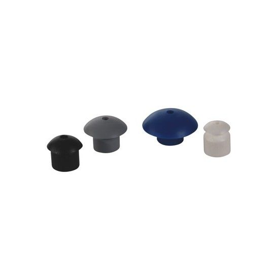 Welch Allyn Microtymp II ear tips, set of 4 sizes