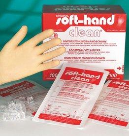 Medische Vakhandel Soft Hand Clean Large 100 stuks steriel per stuk verpakt