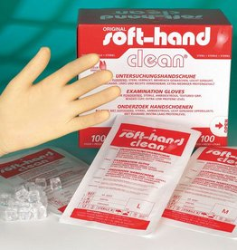 Medische Vakhandel Soft-Hand - clean - large - sterile - 100 pieces packed individually