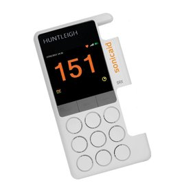 Huntleigh Huntleigh Sonicaid SRX-R vascular obstetric doppler with rechargable batteries