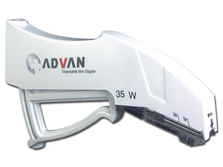 Advan stapler - disposable