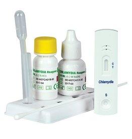 Medische Vakhandel Cleartest Chlamydia 10 pieces