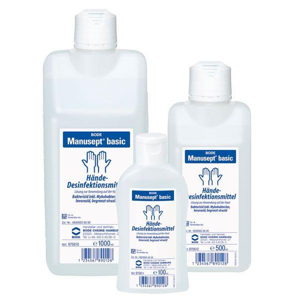 Manusept® Basic hand disinfectant