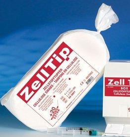 Medische Vakhandel Zelltip cellulose celstof depper swabs 4x5 cm