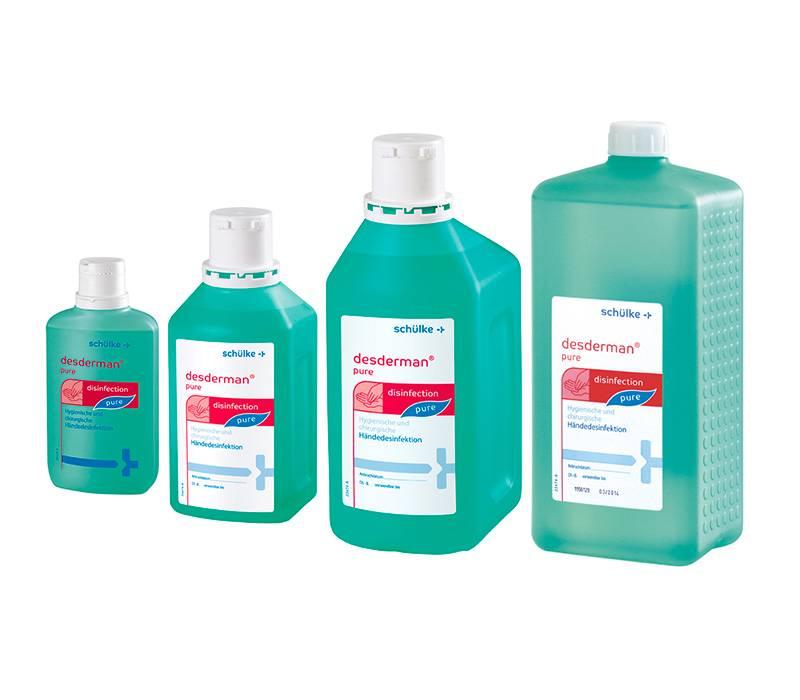 Desderman® Pure, Händedesinfektion