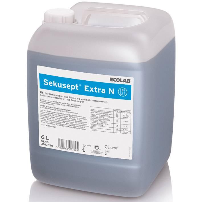 Sekusept® Extra N - liquid - 6 liters