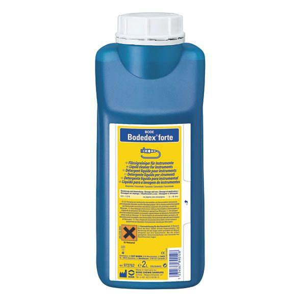 Bodedex® forte instrument cleaner - 2 liters