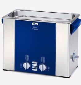 Medische Vakhandel Elma ultrasonic cleaner - model S60H - with heating - 5.75 L