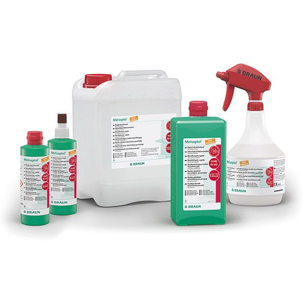 Meliseptol® New Formula - rectangular bottle - 1000 ml