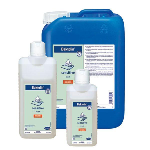 Baktolin Sensitive - washing lotion - 5000 ml