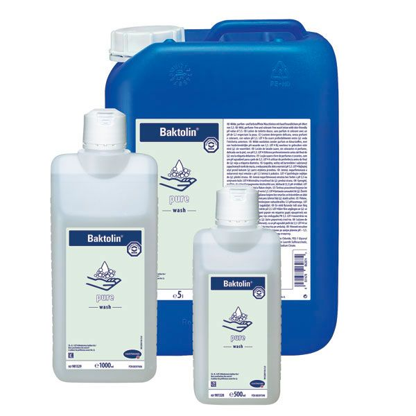 Baktolin® pure handlotion 500ml