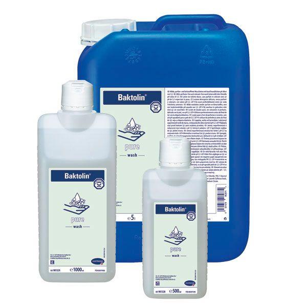 Baktolin® Pure - hand lotion - 5000 ml