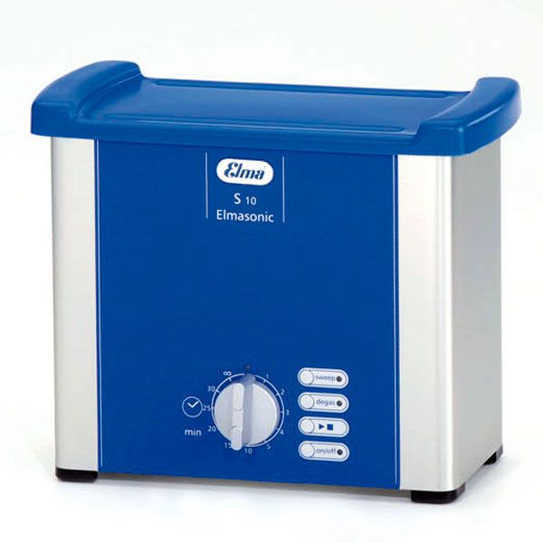 Elma ultrasonic cleaner - Model S10