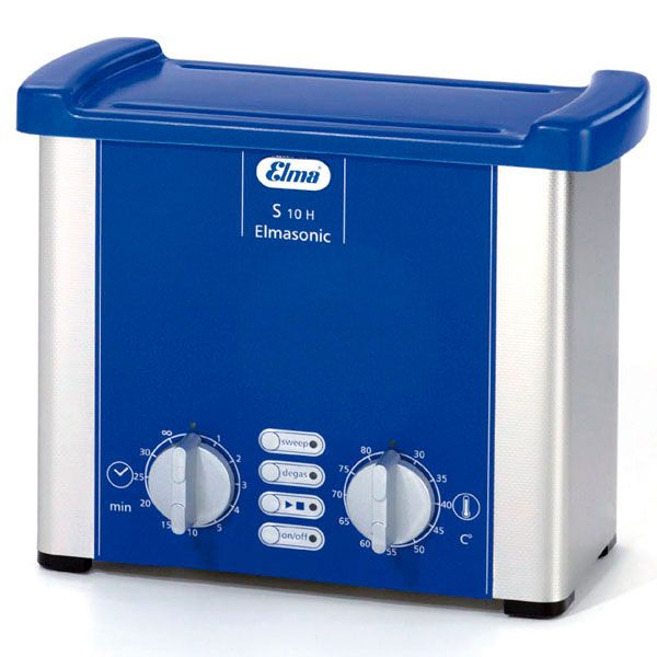 Elma ultrasonic cleaner - Model S10H