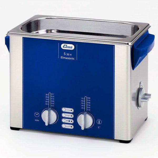 Elma ultrasonic cleaner - Model S30