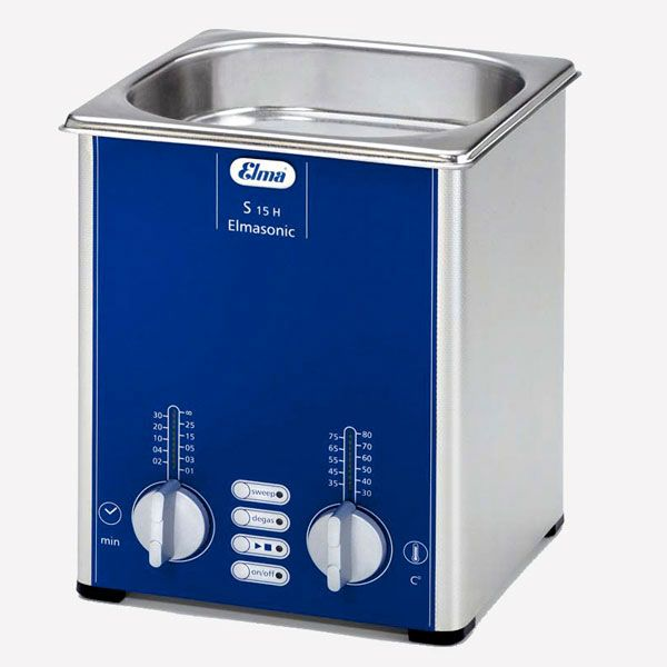 Elma ultrasonic cleaner - Model S15