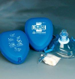 Medische Vakhandel Pocket-Breezer Rescue Mask beademingsmasker
