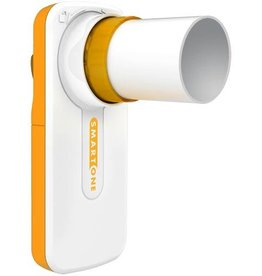 MIR Smart One® Spirometer, Peak Flow Meter jetzt auf Ihrem Smartphone für Ihr Asthma