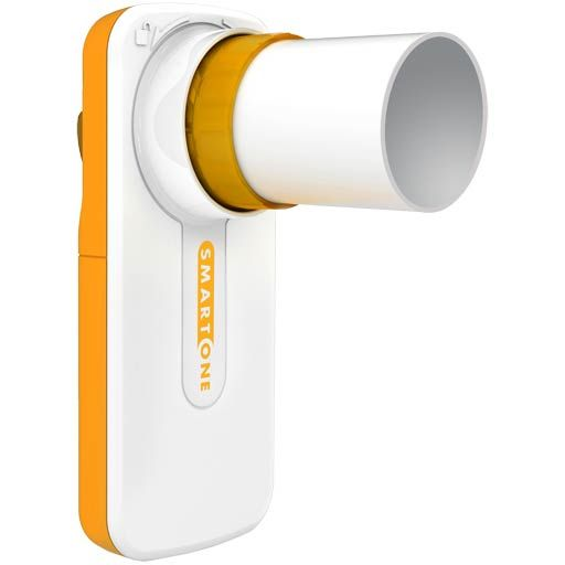 Smart One® Spirometer, peak flow meter now on your smartphone for your asthma