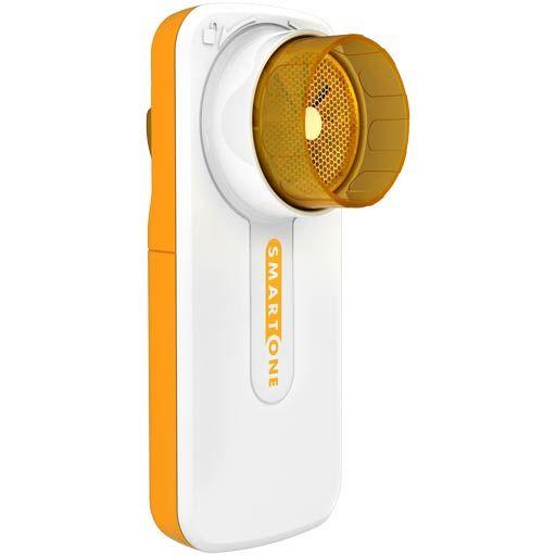 Smart One® Spirometer, peakflowmeter nu op uw smartphone voor uw astma