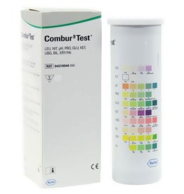 Roche Combur 9-Test 50 stuks