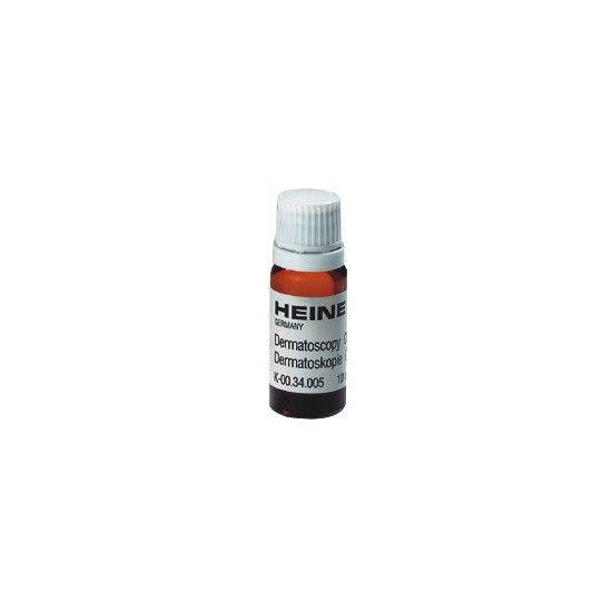 Heine dermatoscoop immersie olie - 10ML