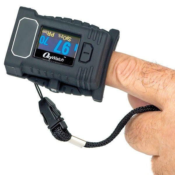 RESQ-Meter saturatiemeter Extreme
