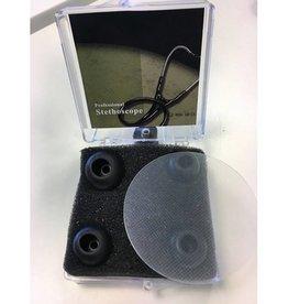 Medische Vakhandel Oortips met membraan voor stethoscoop