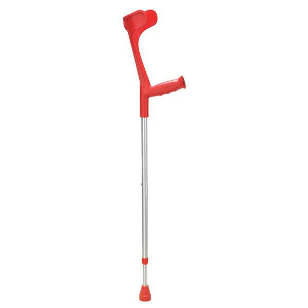 Mobil Soft Grip forearm crutch - 1 piece