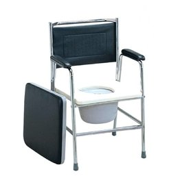 GIMA Commode chair - stainless steel
