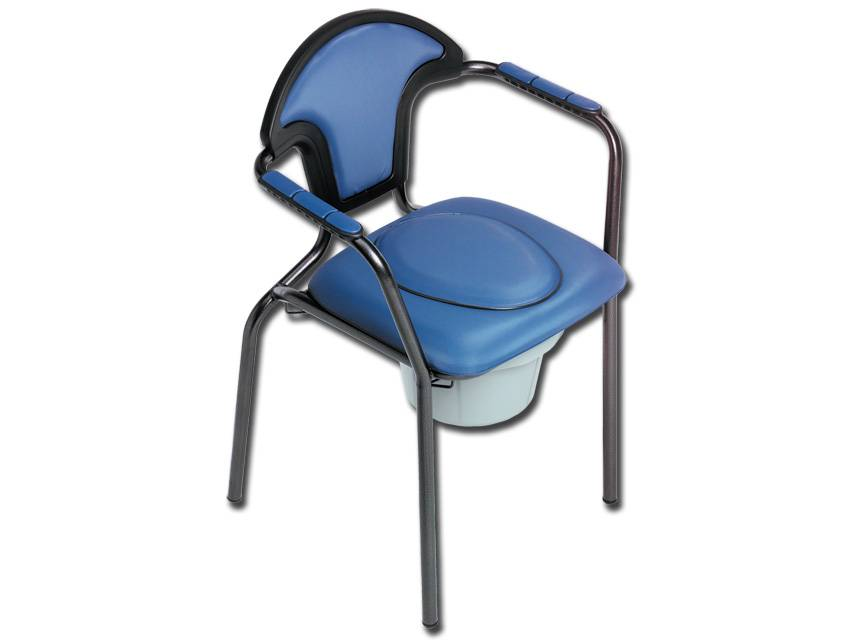 Commode chair - comfort