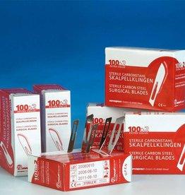 Mediware Mediware Skalpellklingen 100+2 Stück