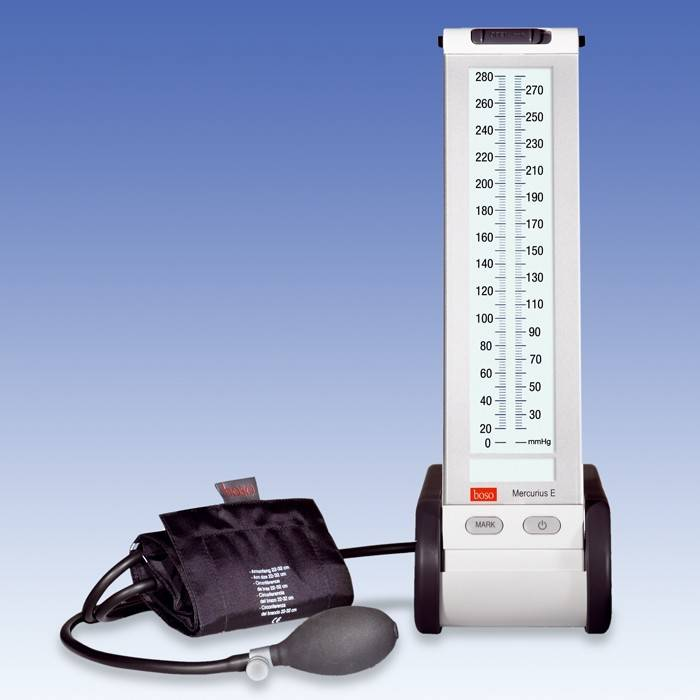 Boso-Mercurius E blood pressure monitor