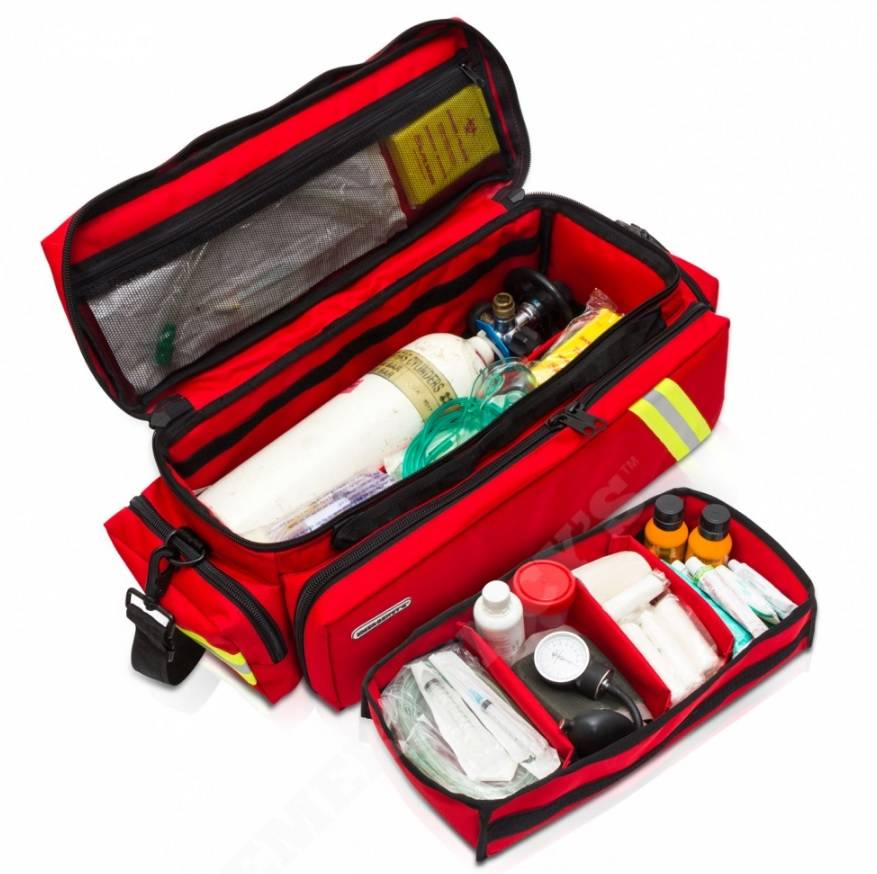 Emergency's - Notfalltasche Oxygen Therapy