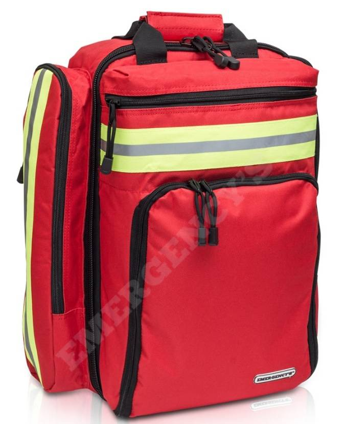 Emergency's - Mochila Amplia Advanced Life Support