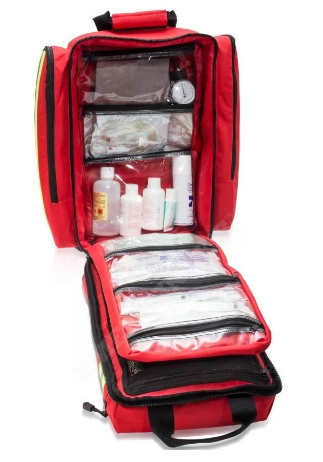 Emergency's - Mochila Amplia Advanced Life Support