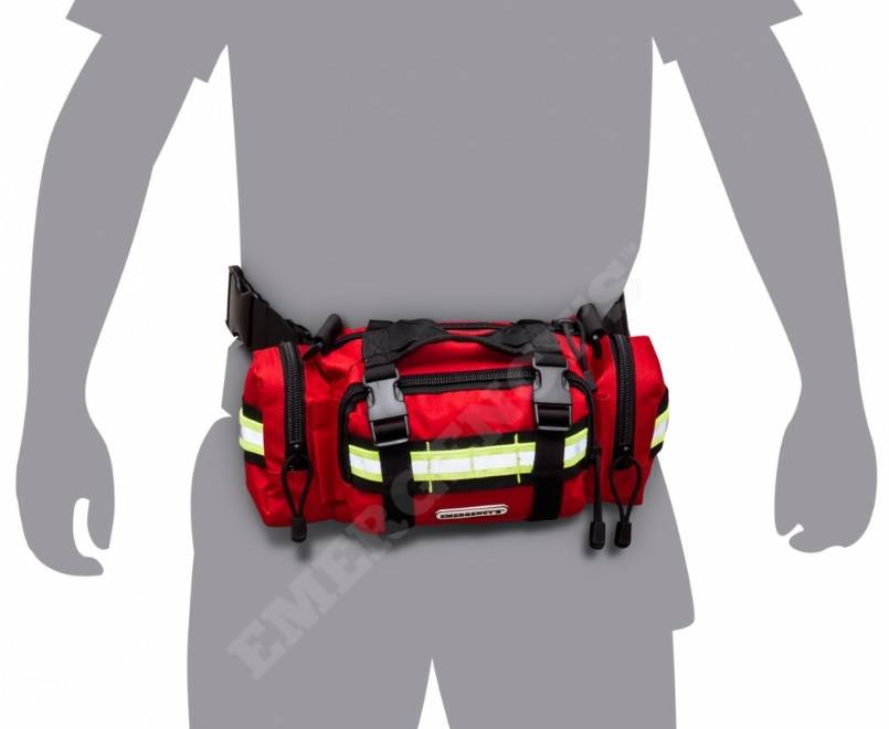 Emergency's - Waist First-Aid Kit EHBO tas