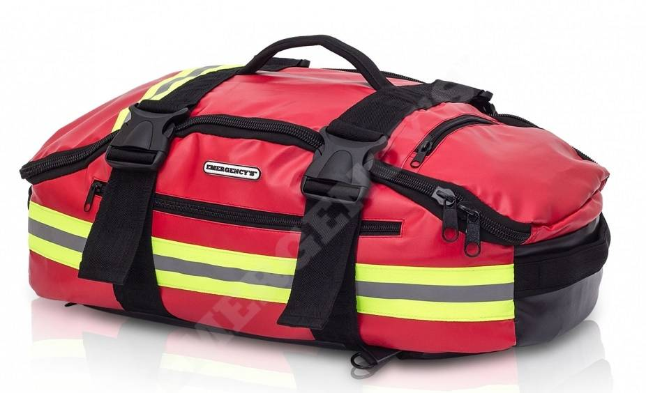 Emergency's - Mochila Trapezoidal Basic Life Support