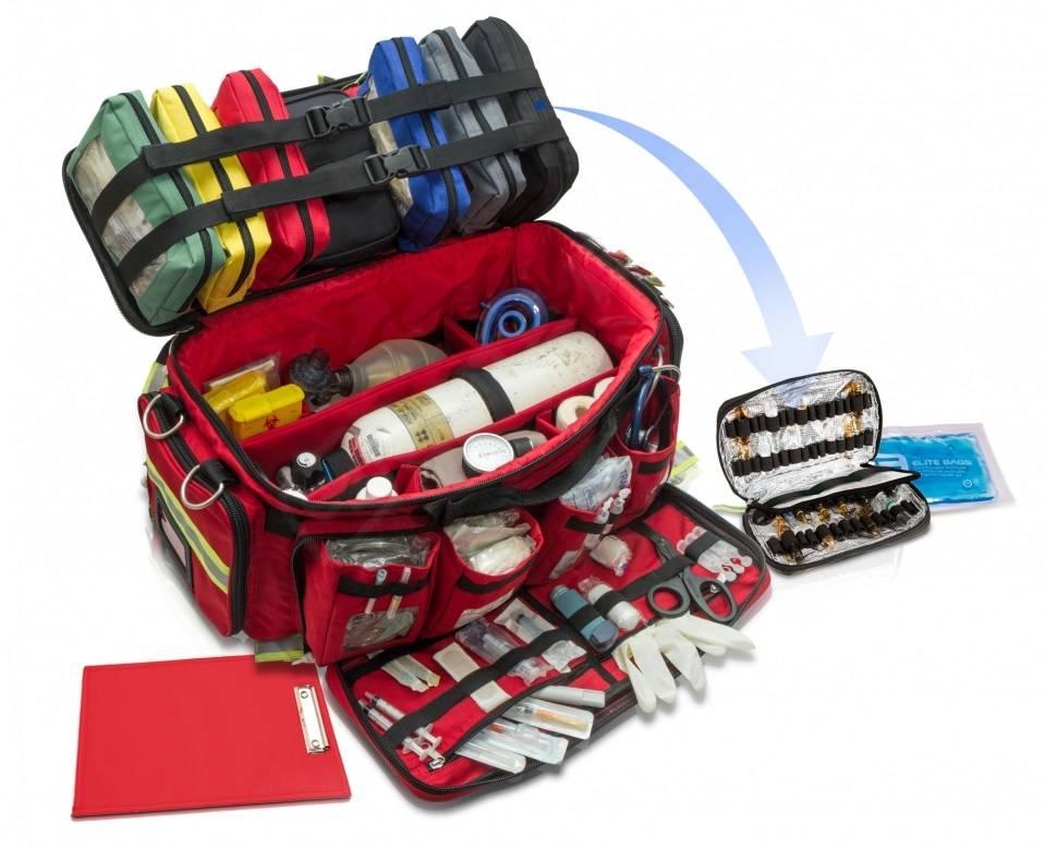 Elite Bags - Critical's Advanced Life Support (ALS)