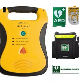 Defibtech Lifeline AED Offer semi-automatic