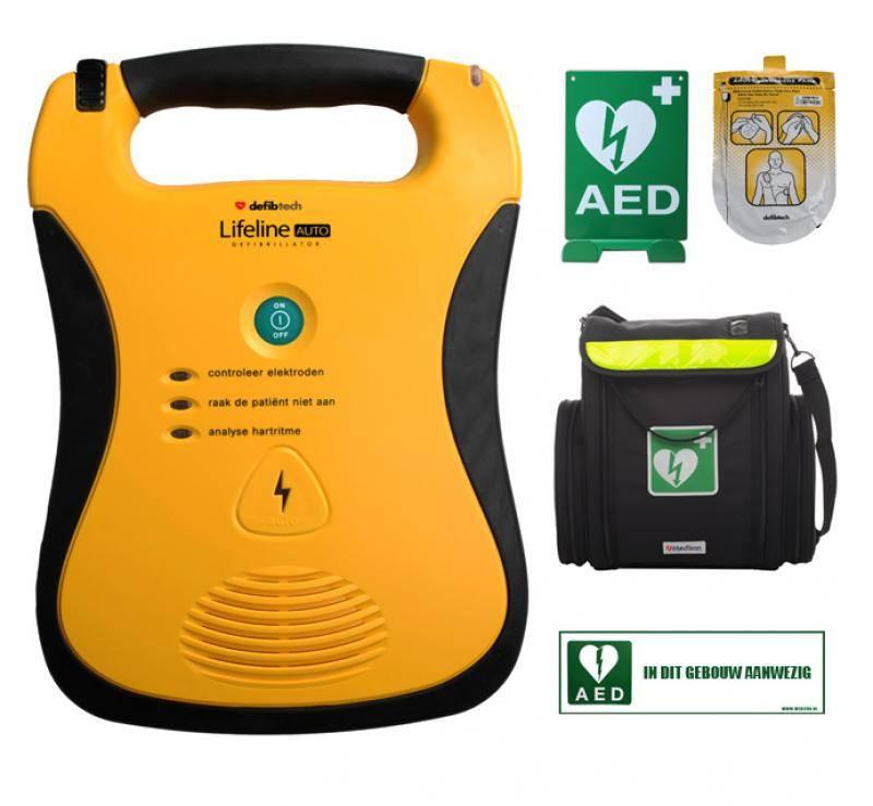 Aanbieding: Lifeline AUTO AED