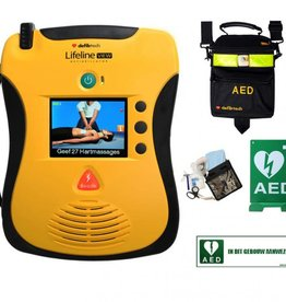 Defibtech Lifeline View AED Actie