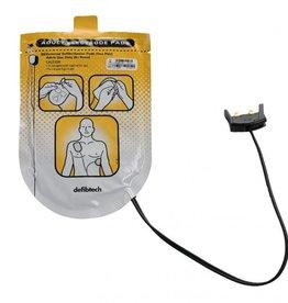 Defibtech Lifeline  -  electroden kind / volwassene