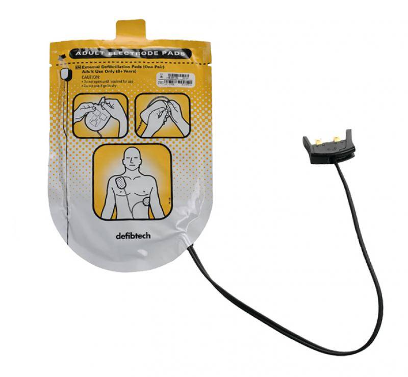 Defibtech Lifeline AED - electrodes child / adult