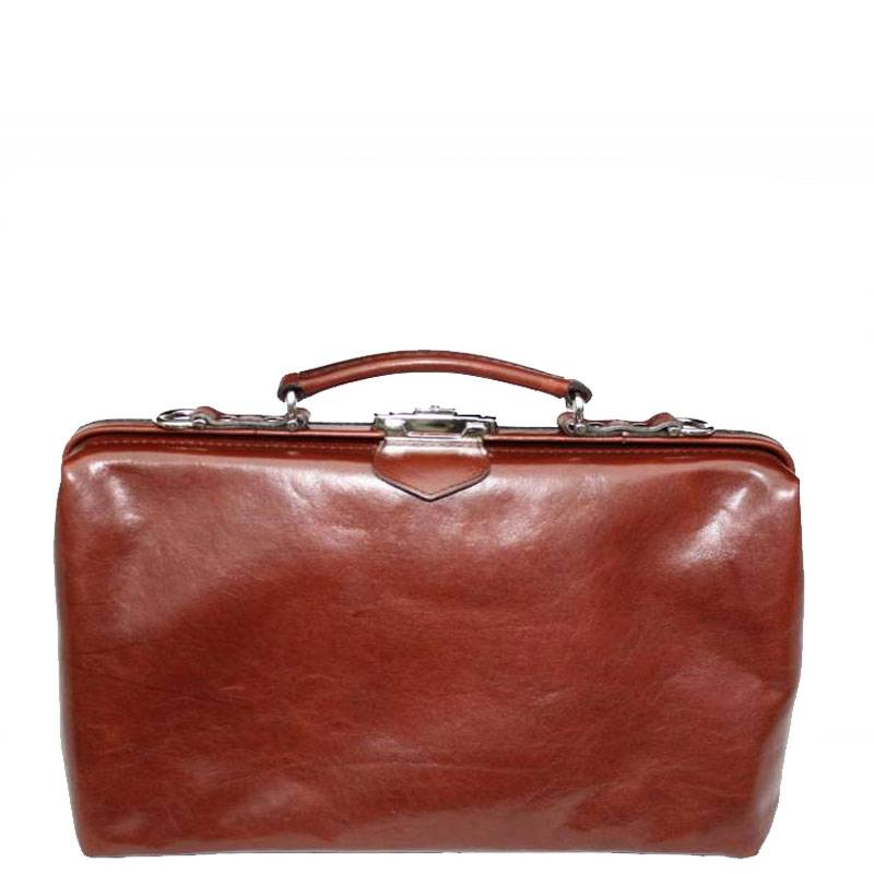 Mutsaers Leather Doctor's Bag - The Doctor