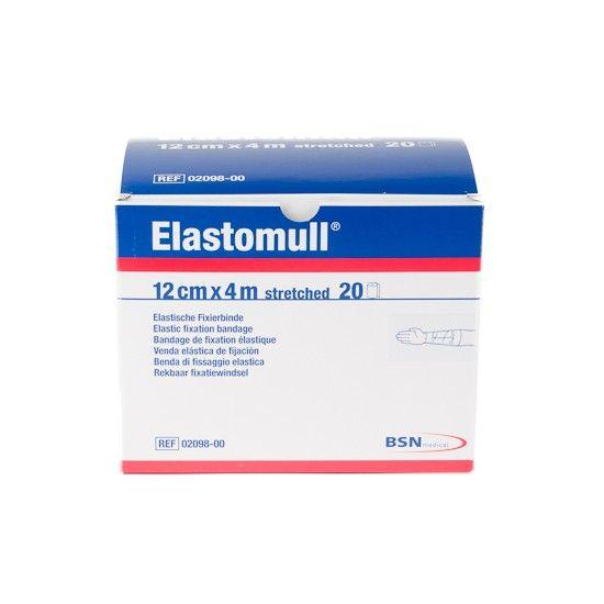 Elastomull 4 m x 12 cm - 20 stuks