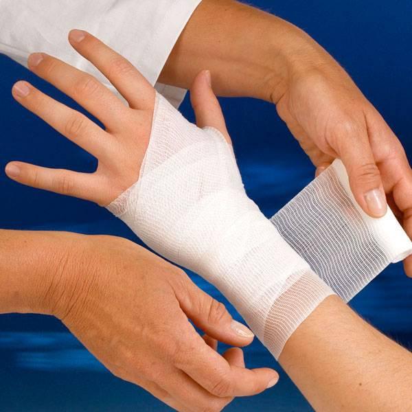 Elastic fixation bandage Nobafix - 20 pieces 4, 6, 8, 10 or 12 cm