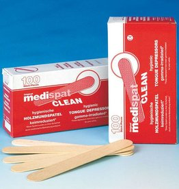 Medische Vakhandel Tongue depressors - 100 pieces