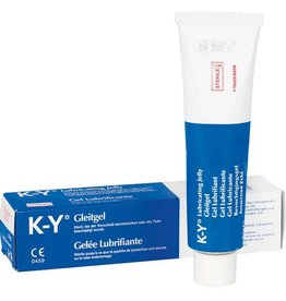 Medische Vakhandel K-Y Gleitgel, Tube, 82 Gramm